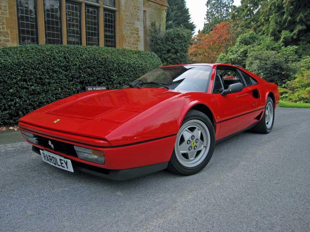 In the showroom now1988 Ferrari GTB Turbo