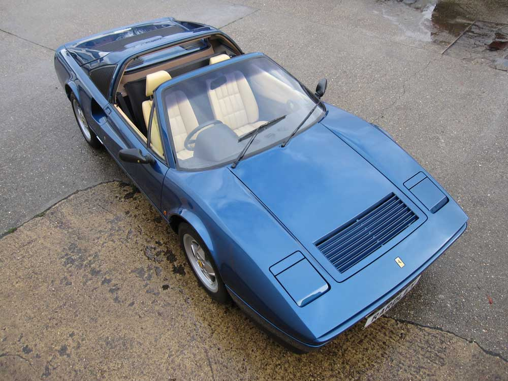 1989 Ferrari 328 GTS -shortly available