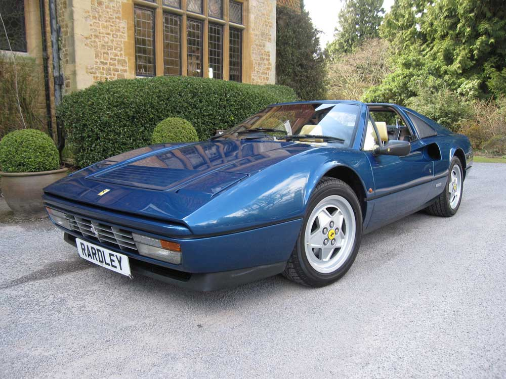 SOLD ANOTHER URGENTLY REQUIRED 1989 Ferrari 328 GTS