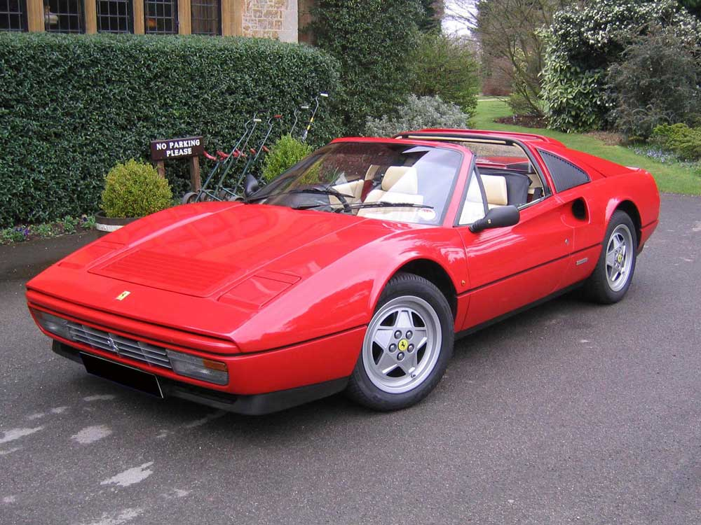1989 Ferrari 328 GTS-Arriving shortly.