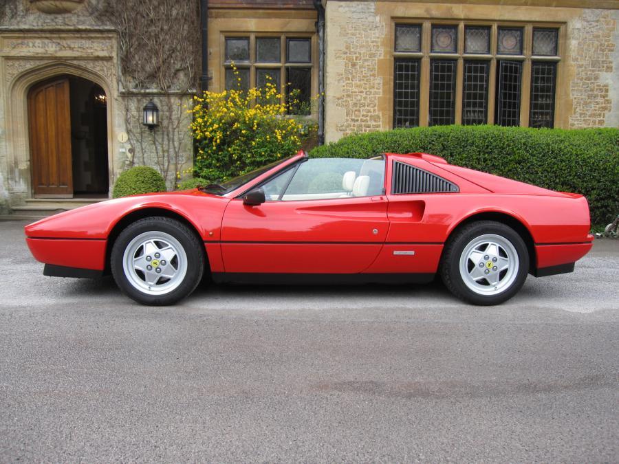 1988 Ferrari 328 GTS -Ferrari Classiche certified