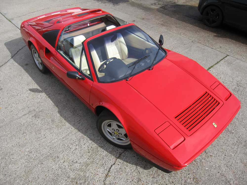 1989 Ferrari 328 GTS-Two owners from new
