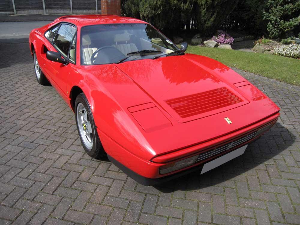 1989 Ferrari 328 GTB-21,000 miles