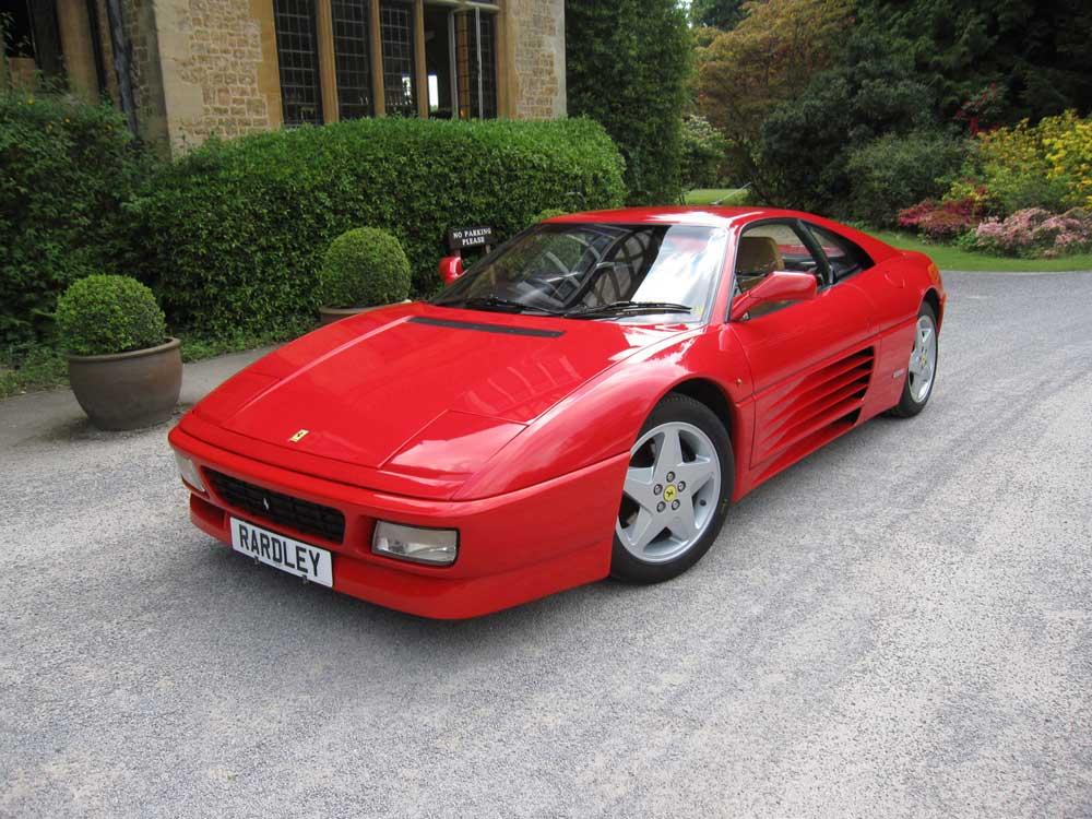 1994 Ferrari 348 TB