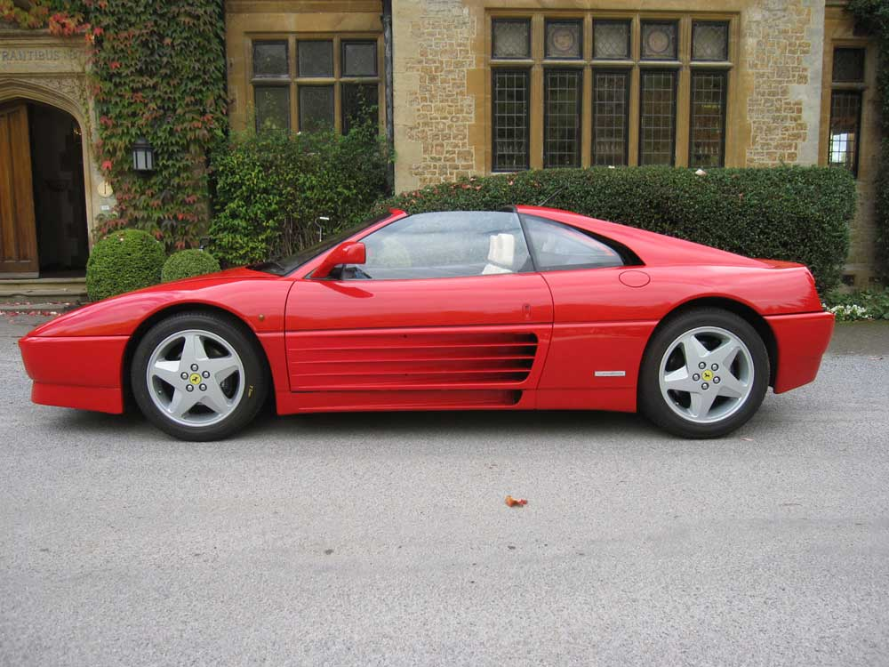 SOLD-ANOTHER REQUIRED 1992 Ferrari 348 TS
