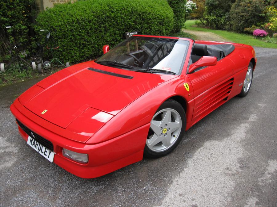Ferrari 348 Spider-One of just 68