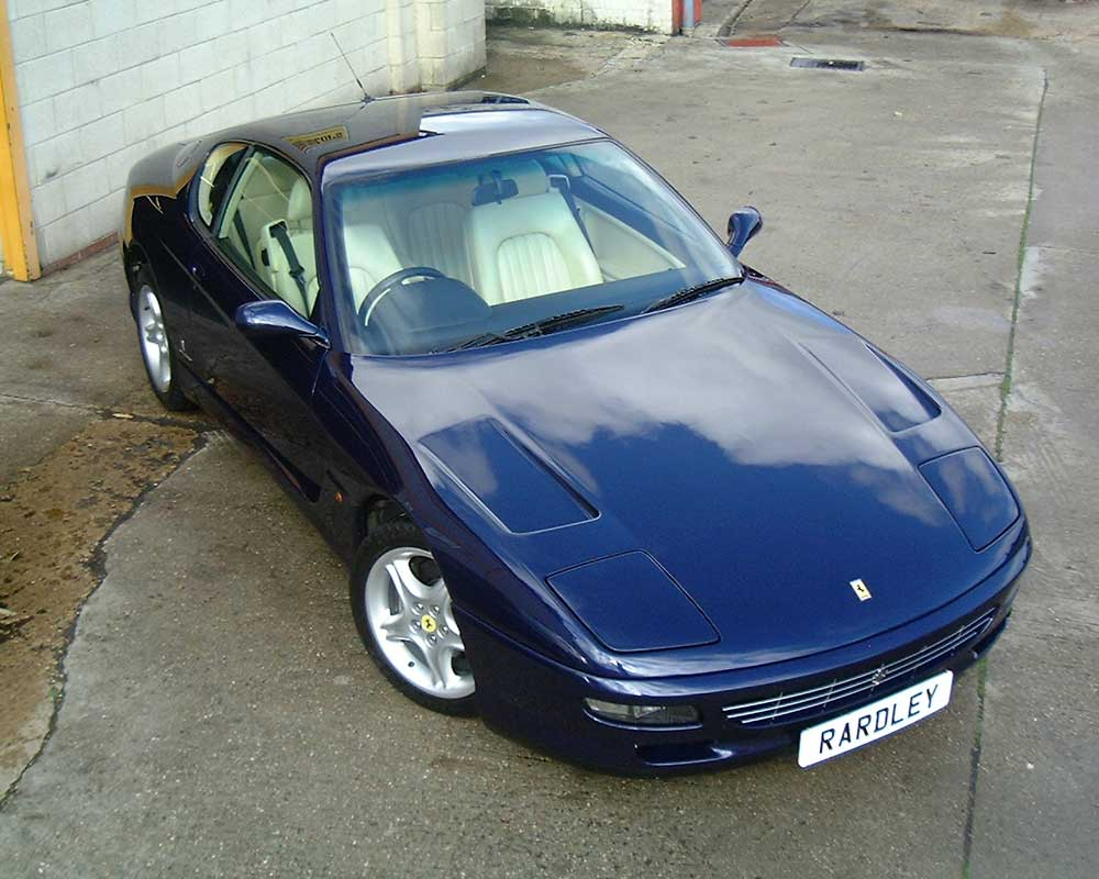Arriving shortly for sale 1995 Ferrari 456 GT