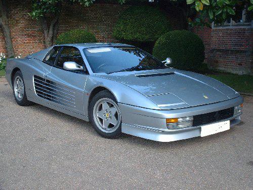 LEFT HAND DRIVE-1998 Ferrari 355 GTS F1