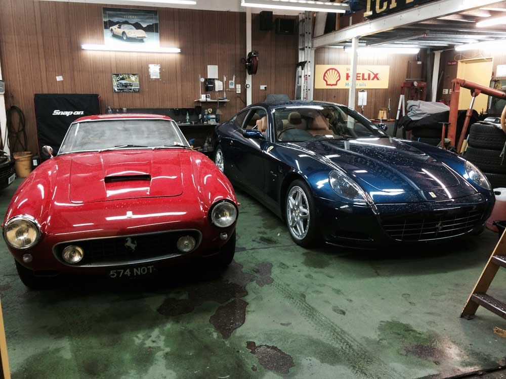 Another satisfied customer-1972 Ferrari 365 GTC/4