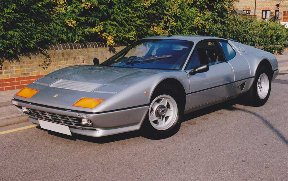 1984 Ferrari 512BBi-29,000 miles