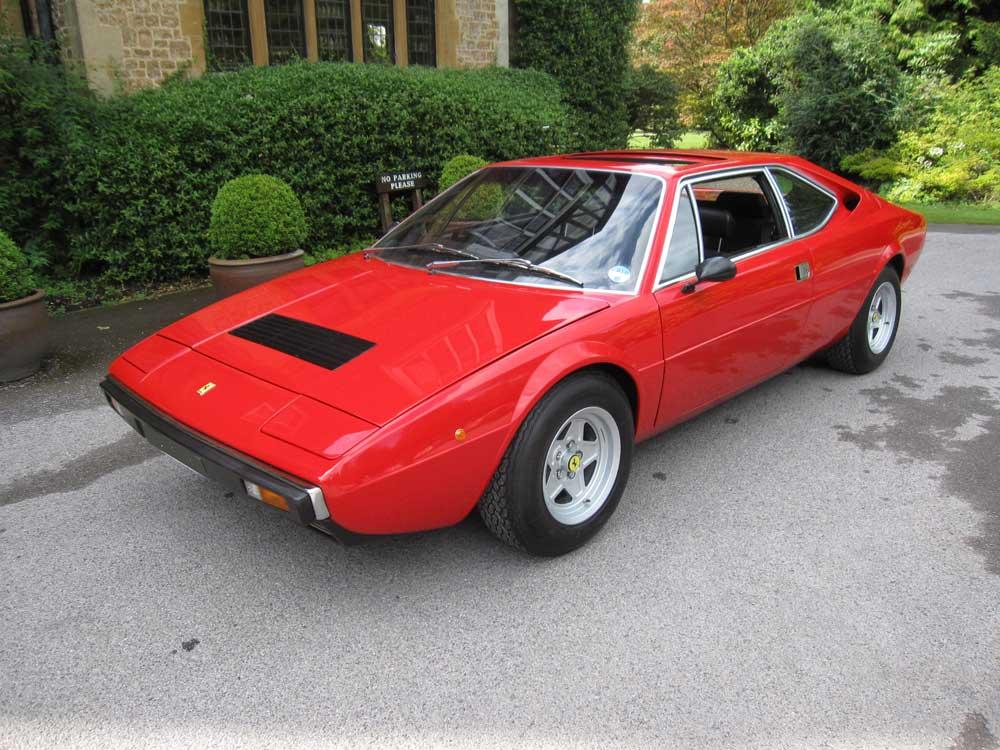 31,000 mile 1979 Ferrari 308 GT4