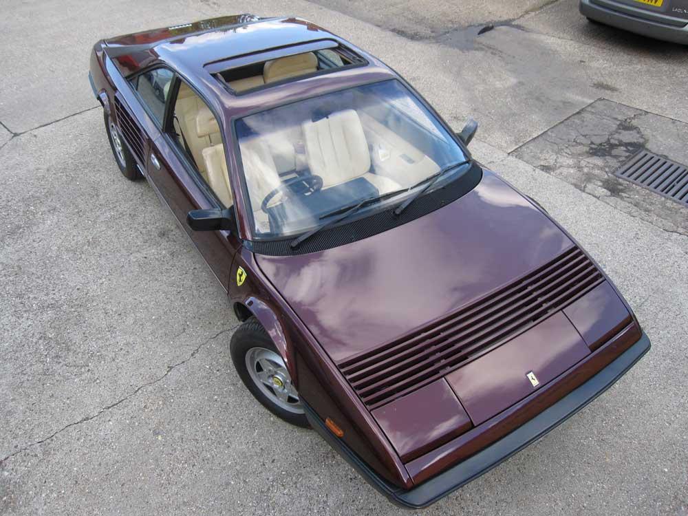 1985 Ferrari Mondial QV-a first Ferrari?