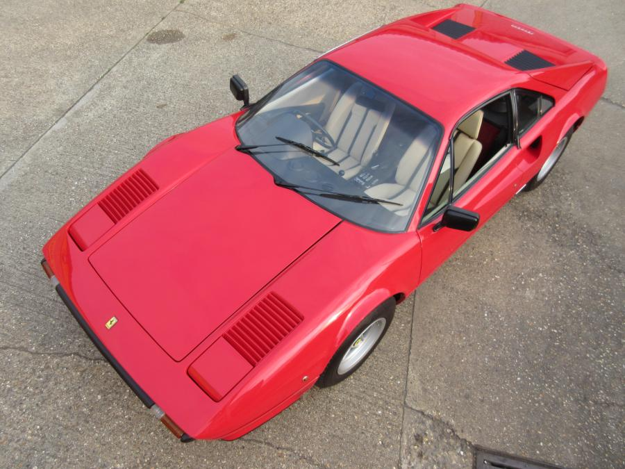 SOLD-Another required Ferrari 308 GTB
