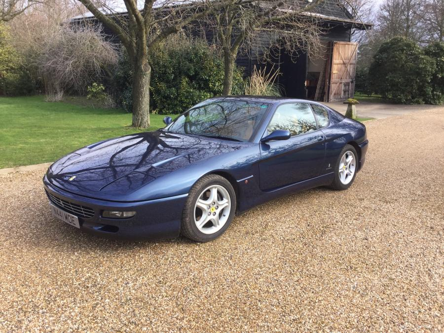 SOLD-ANOTHER KEENLY REQUIRED Ferrari 456 GT
