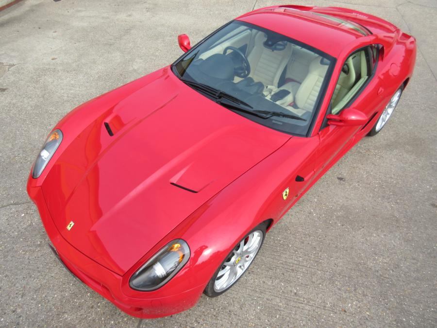 2009 Ferrari 599 GTB -highly optioned