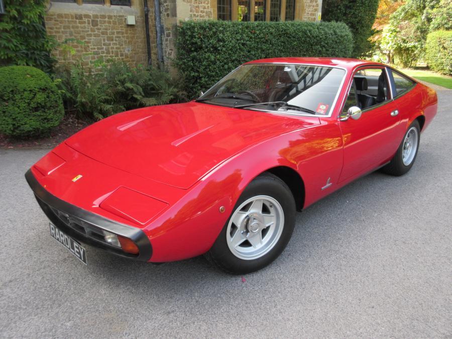 ex John Surtees 1972 Ferrari 365 GTC/4