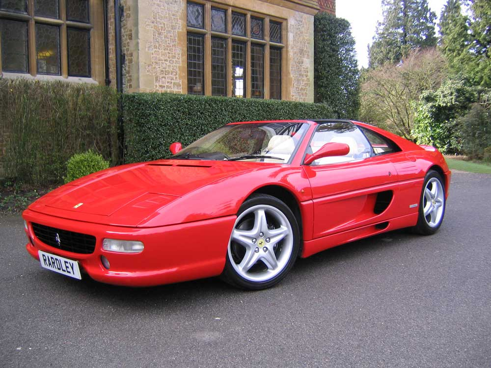 1995 Ferrari 355 GTS six speed manual