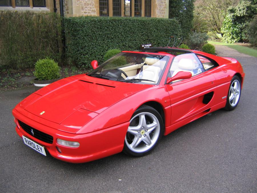 1996 Ferrari 355 GTS 6-speed manual ONE OWNER