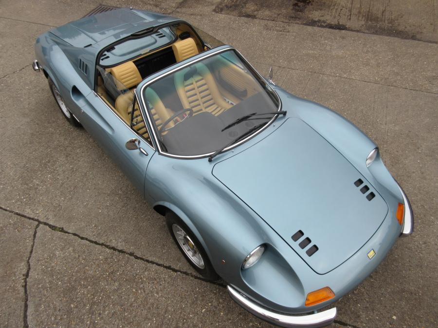 SOLD-Another required Dino Ferrari 246 GTS