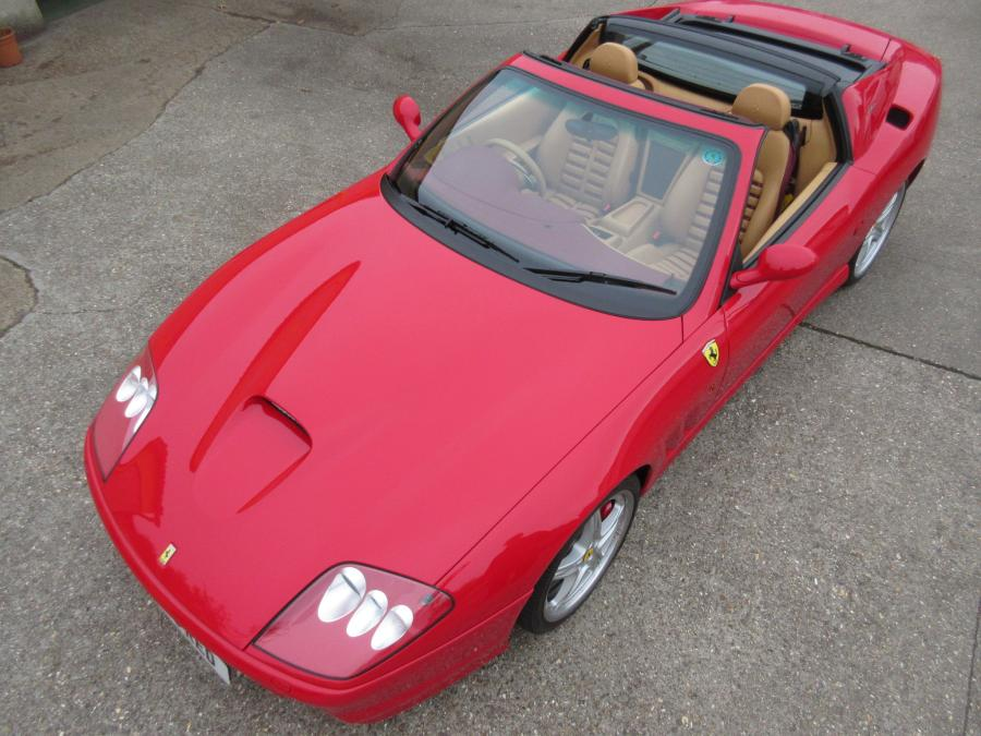 2005 Ferrari 575 F1 SuperAmerica with HGTC pack
