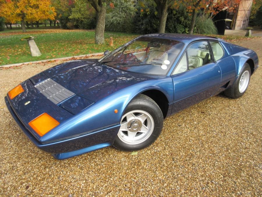 SOLD-ANOTHER REQUIRED  1979 Ferrari 512 BB-15,000 miles