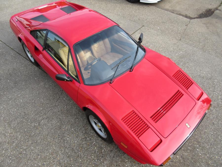 SOLD-ANOTHER REQUIRED 1984 Ferrari 308 GTB QV