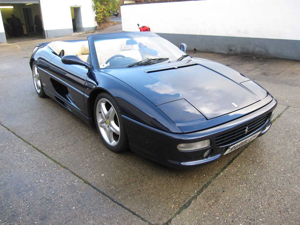 Spoken for-Another required.1996 Ferrari 355 Spider
