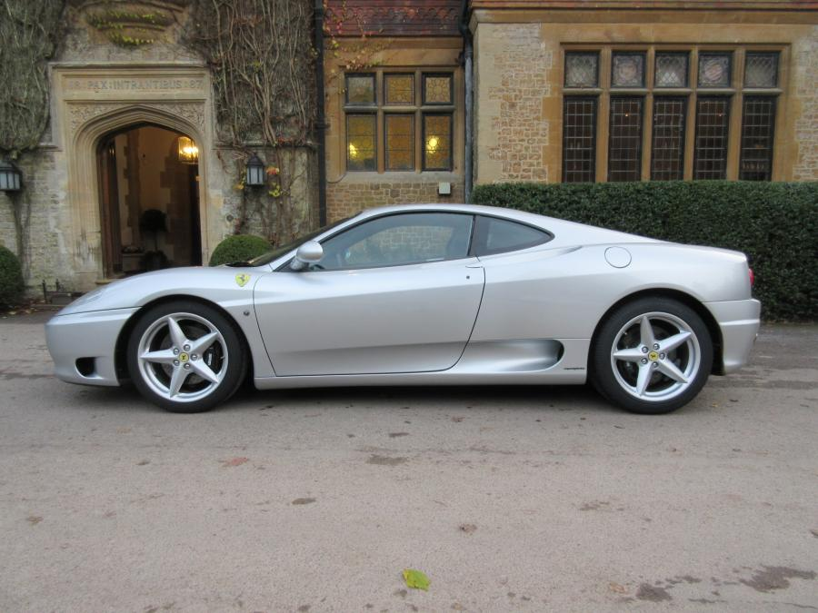 SOLD-Another required 2002 Ferrari 360 manual Modena