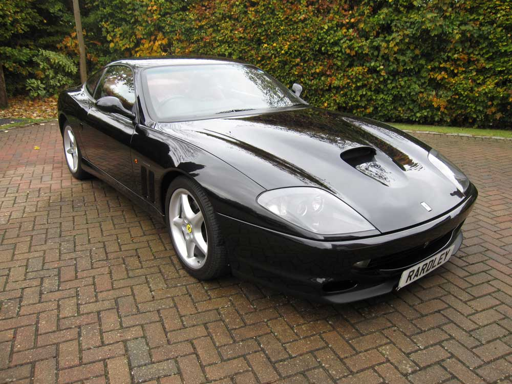 Spoken for - 2001 Ferrari 550 Maranello
