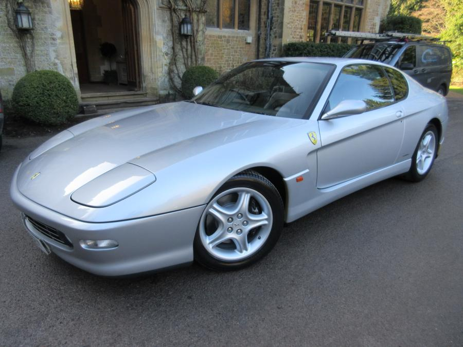 1999 Ferrari 456 M GT six speed manua.One of 9