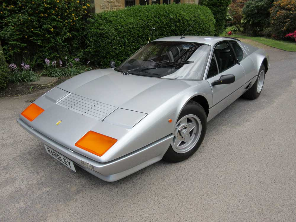 1984 Ferrari 512 BBi-one of the 42.