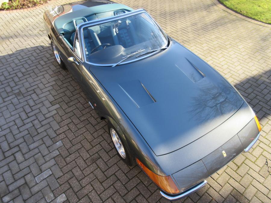 1973 Ferrari 365 GTB/4 Daytona Spyder