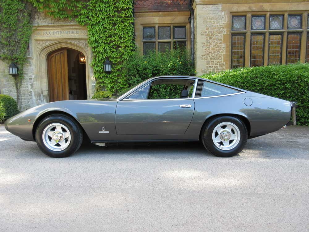 1972 Ferrari 365 GTC/4 Sold-Another required
