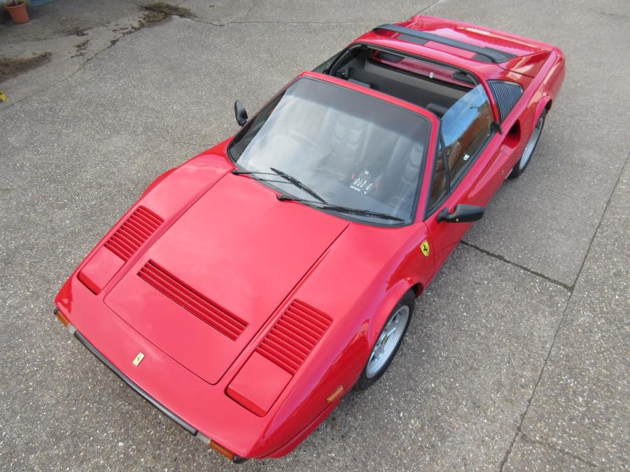 SOLD-ANOTHER REQUIRED 1984 Ferrari 308 GTS QV