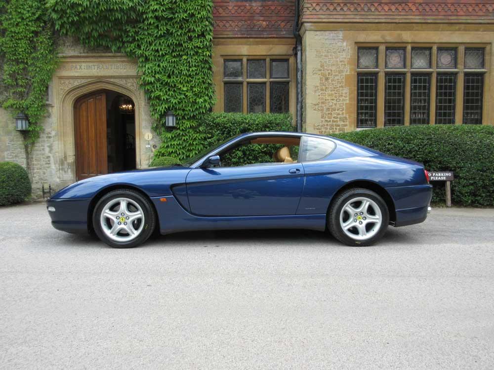 Under offer -1999 Ferrari 355 Berlinetta six speed manual-Under offer