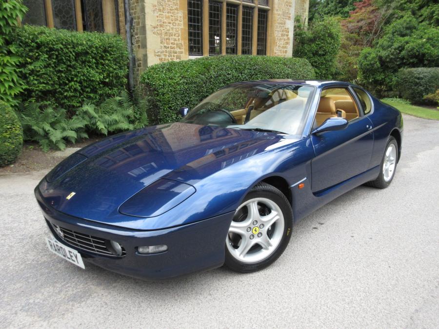 1999 Ferrari 456 M GTAutomatic -28,000 miles