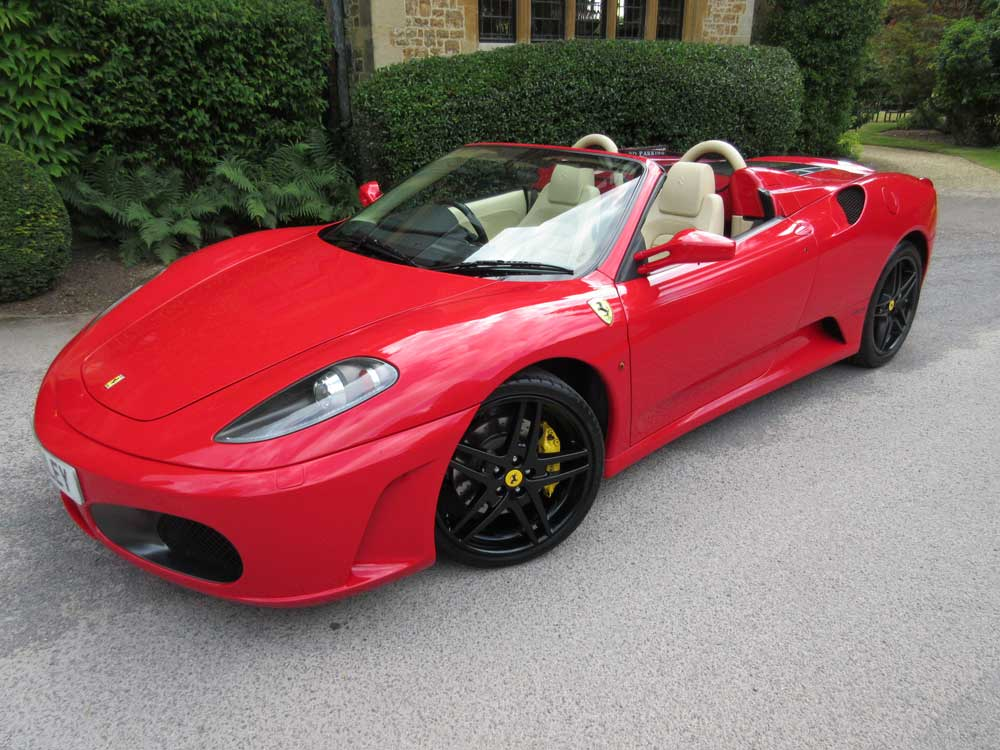 2006 Ferrari 430 F1 spider
