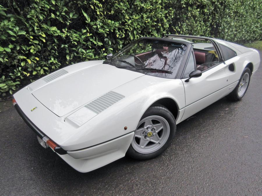 1979 Ferrari 308 GTS-29,000 miles One of just two