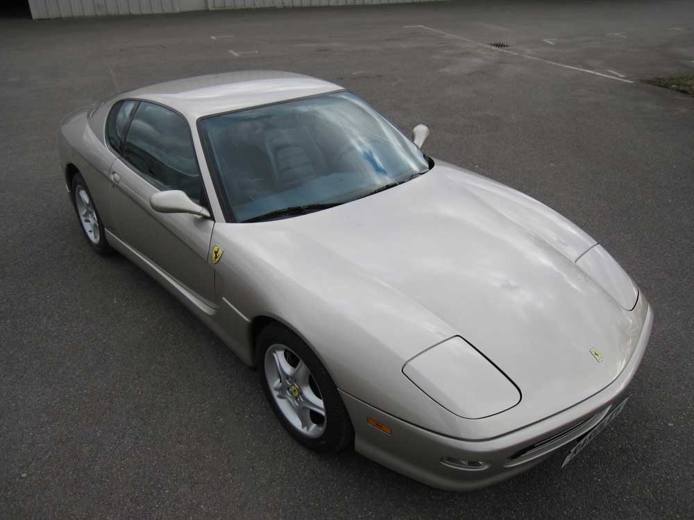 1999 model Ferrari 456 M GTA LEFT HAND DRIVE