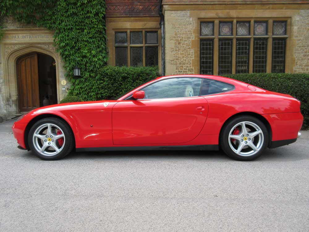 SOLD-ANOTHER REQUIRED Ferrari 612 F1