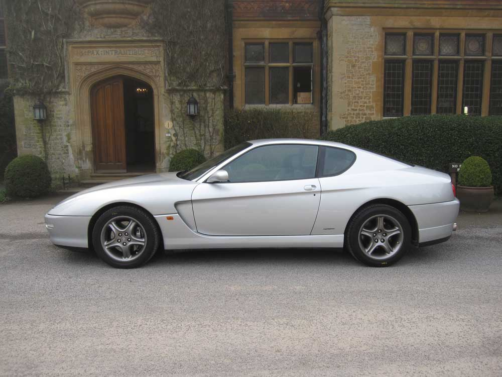 Ferrari 456 M GT-SOLD Another urgently required