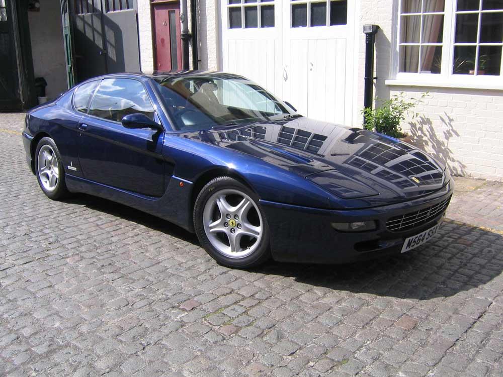 1994 Ferrari 456 GT six speed manual
