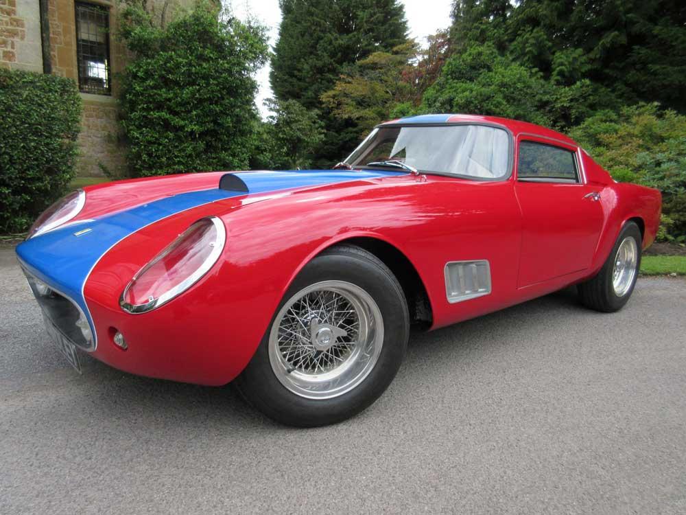 """Ferrari 250 GT """"Tour de France"""" recreation"""