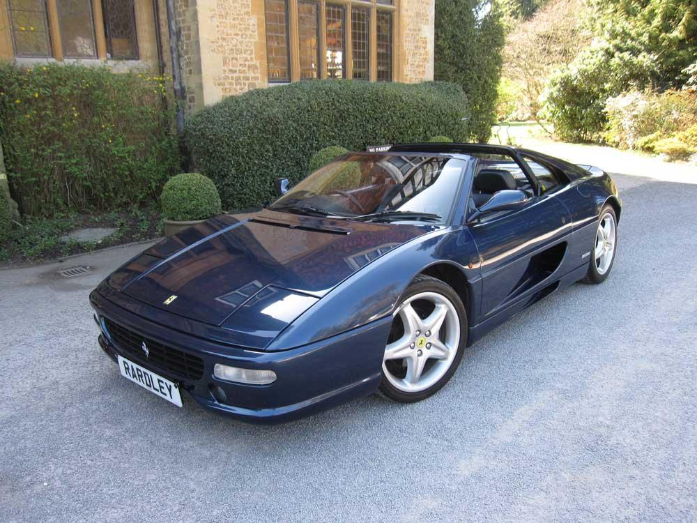1994 ('95 model)Ferrari 355 GTS 26,000 miles.�35,000