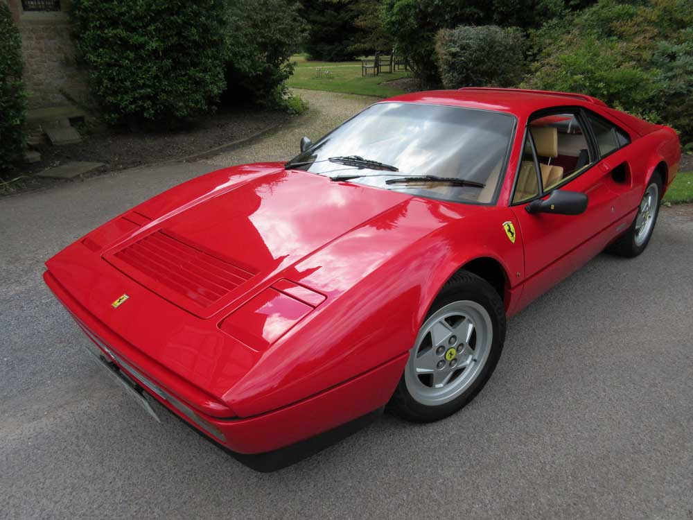 SOLD-ANOTHER REQUIRED1988 Ferrari 328 GTB-6,200 miles