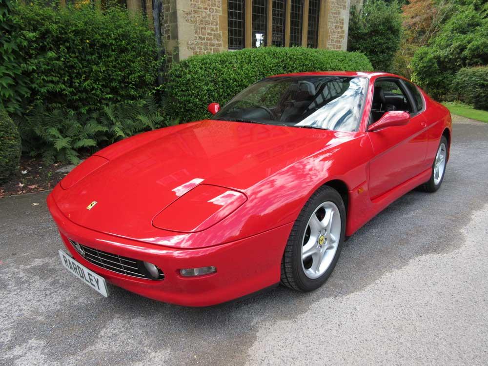 2000 Ferrari 456 M GTA