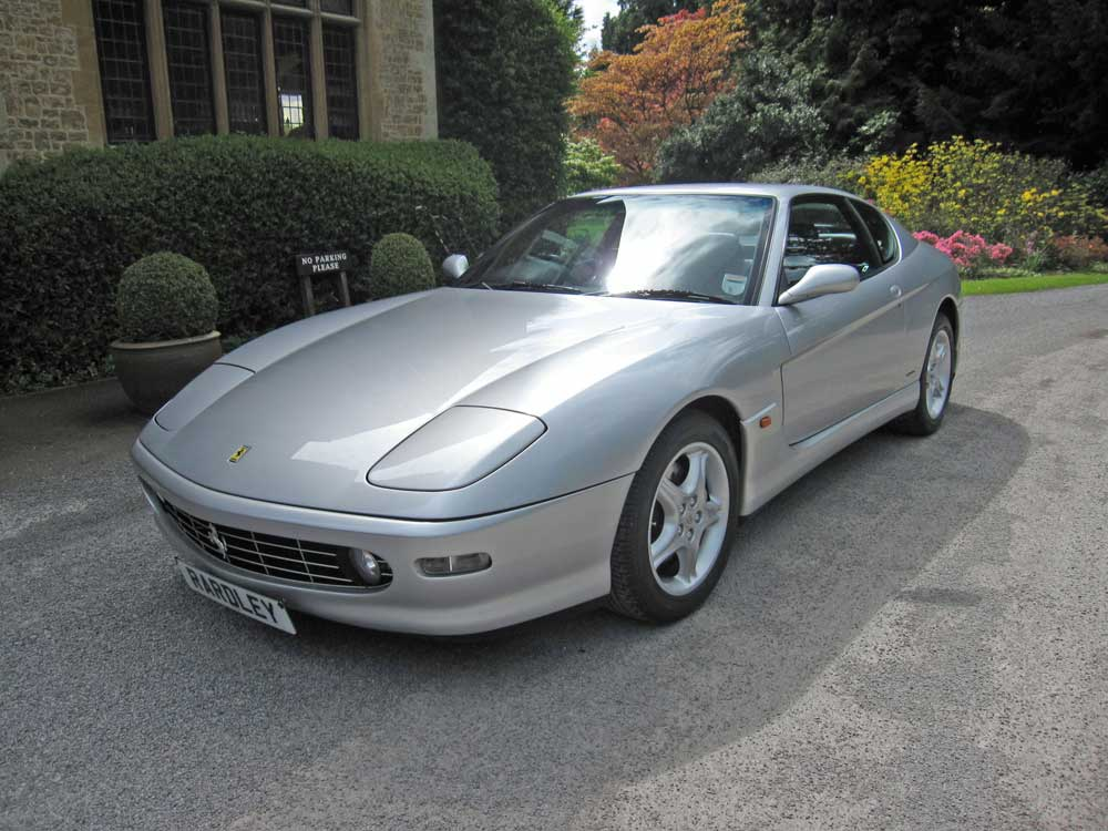 1999 Ferrari 456 Modificato automatic
