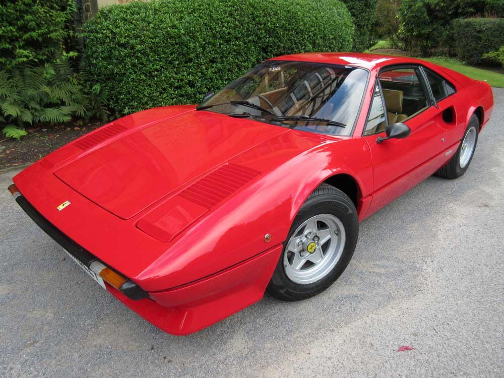 1980 Ferrari 308 GTB