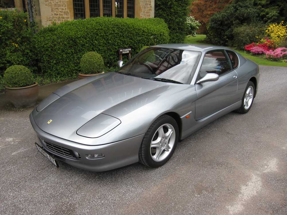 2002 Ferrari 456 Modificato automatic -9,500 miles