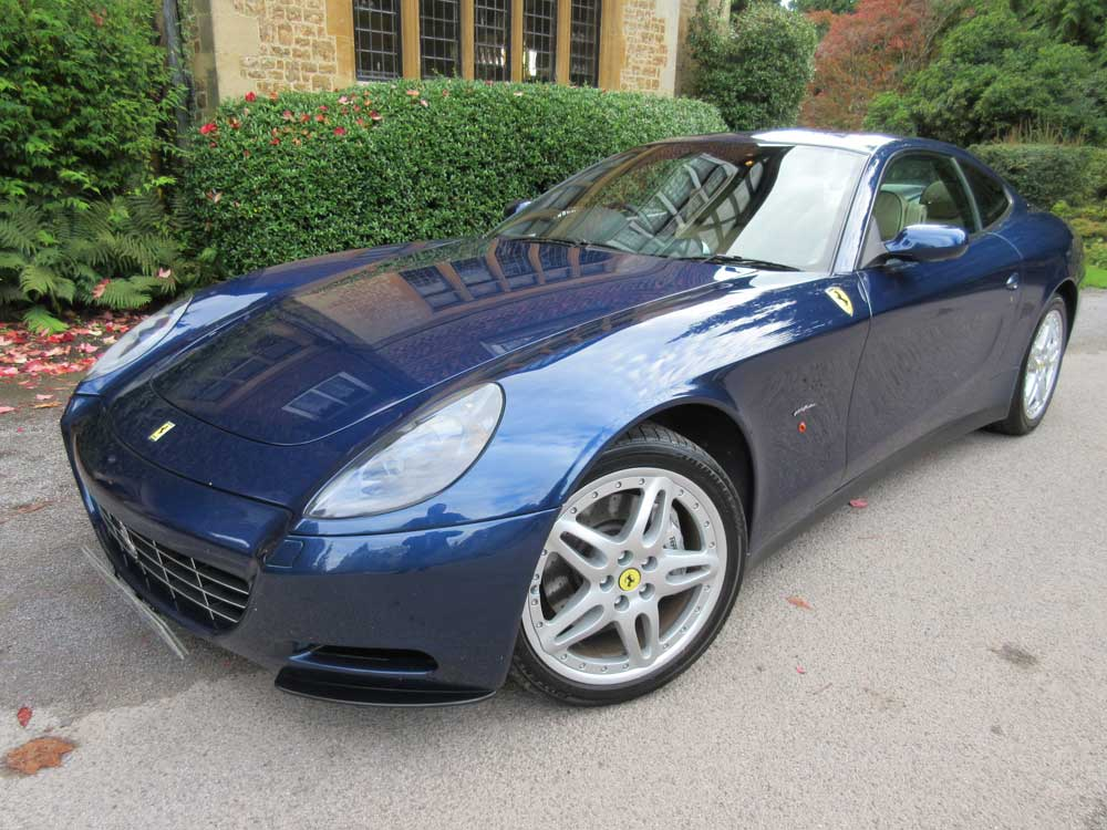 2005 Ferrari 612 Scaglietti six speed manual